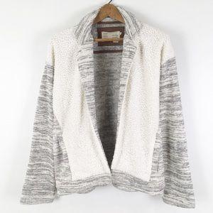 ANTHRO | Saturday Sunday cardigan blazer